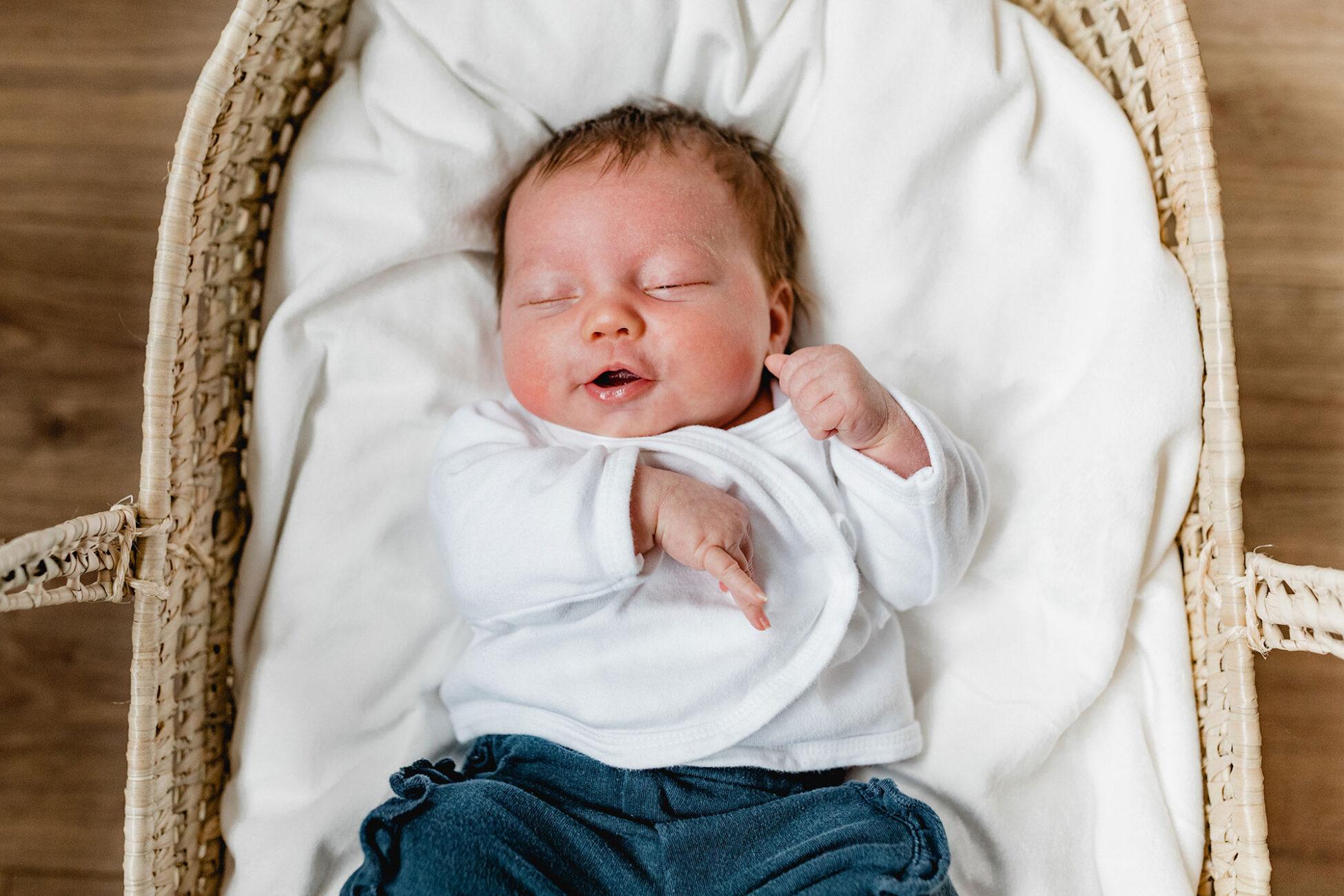 Steffi Mayer Familienfotografie Meilensteine Baby Hamburg